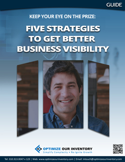 Five strategies to get better business visibility